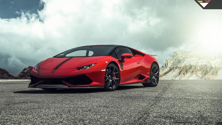 Vorsteiner unveils their Verona Edizione program for the Lamborghini Huracan