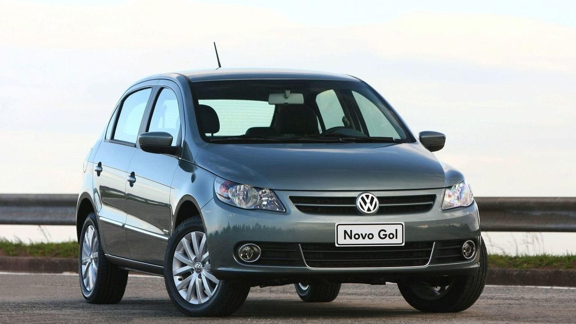 VW Releases The First Official Photo Of 3rd Generation Gol