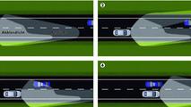2012 Volkswagen CC facelift - Dynamic Light Assist