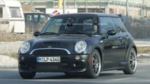 Three New MINI Variants Spy Photos
