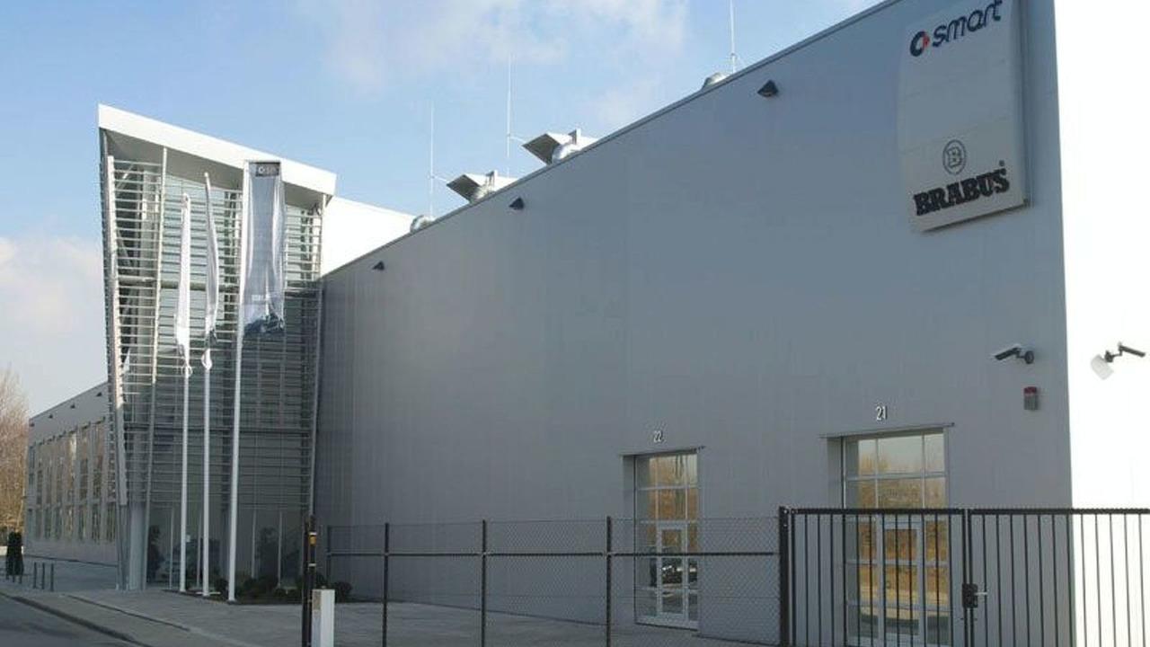 smart-BRABUS GmbH headquarters in Bottrop