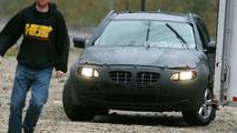 SPY PHOTOS: Volvo XC70