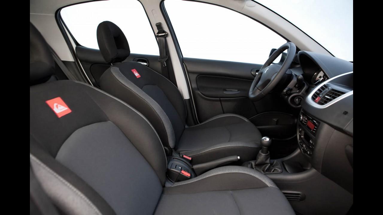 Peugeot relança 207 Quiksilver por R$ 42.490 como versão definitiva