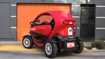 The Scoot Quad is Nissan's small step toward EV car sharing