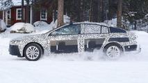 Opel Insignia spy photo