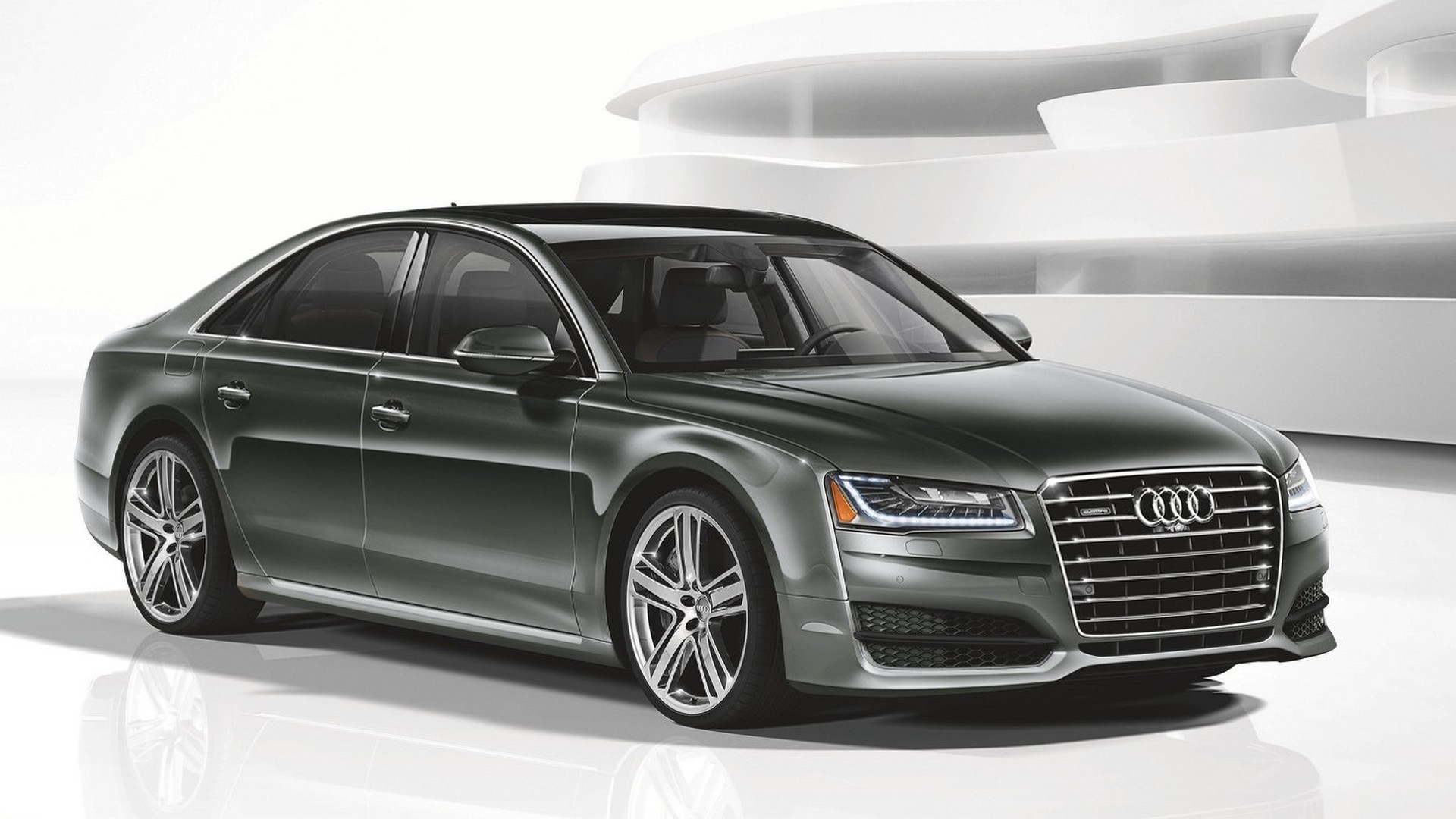 2016 Audi A8 L 4.0T Sport launched in United States with 450 bhp