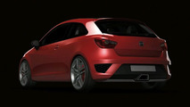Image Leaks of Bocanegra Based Seat Ibiza Sport-Coupe
