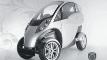 Lumeneo Smera, A Car That Behaves Like a Motorcycle