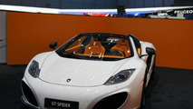 Gemballa GT Spider at 2013 Geneva Motor Show