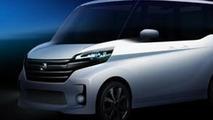2014 Nissan DAYZ ROOX teased