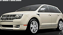 Lincoln MKX by 3dCarbon