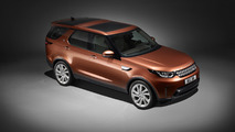 2017 Land Rover Discovery debuts with new look and new tech