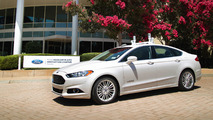 Ford to start autonomous car testing in Europe next year