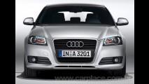 Audi apresenta linha 2009 do A3 hatch e A3 Sportback com leves modificações