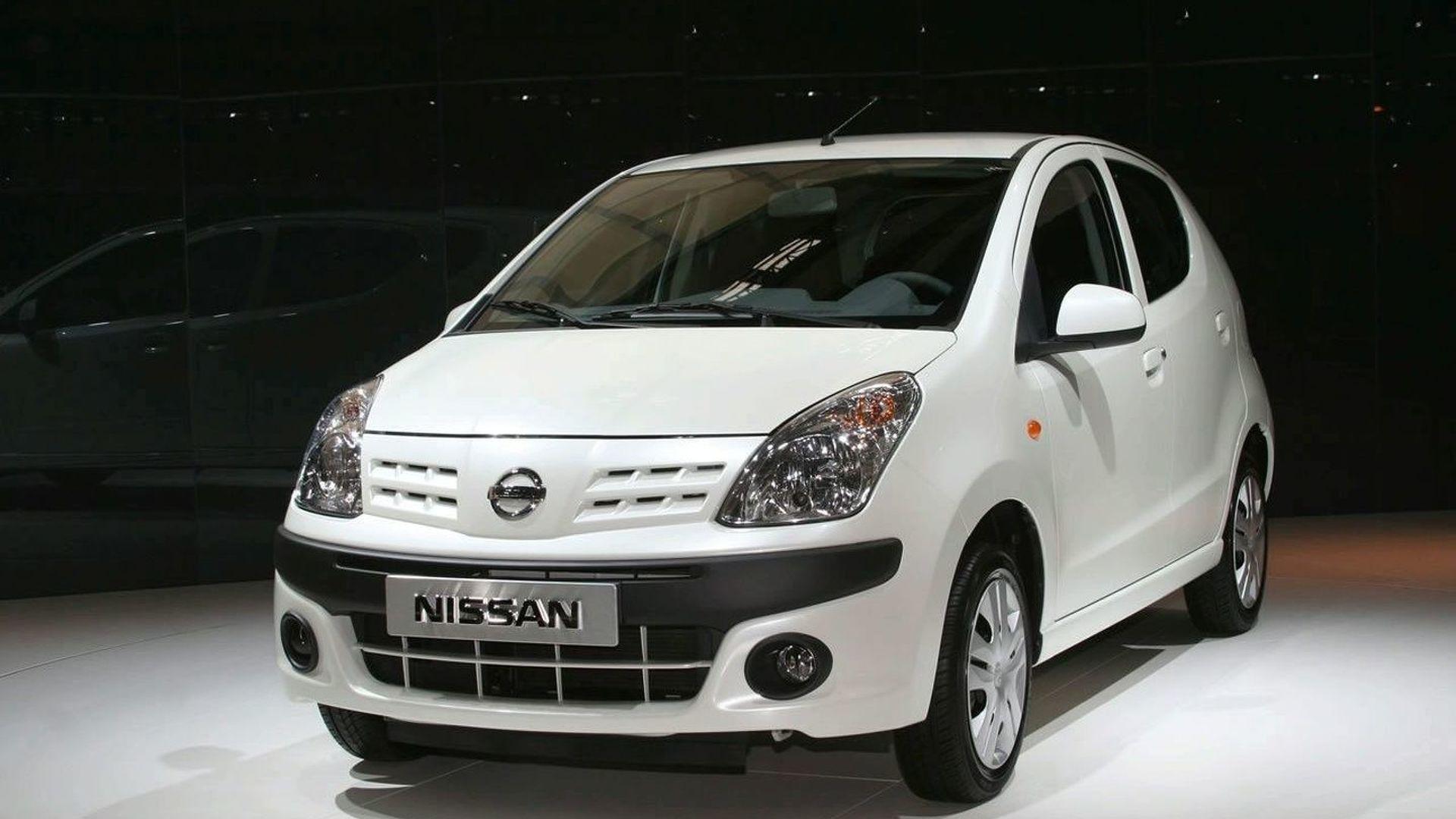 Nissan officially kills the Pixo