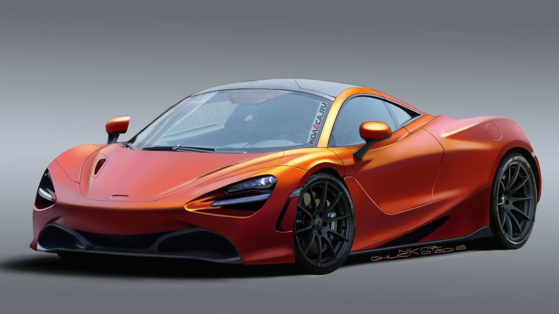 Image result for McLaren 720S
