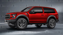 Will the 2018 Ford Bronco look like this?