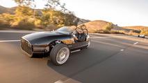 Vanderhall Venice - Le roadster à trois roues à moindre coût
