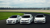 Volkswagen Passat CC, Golf and Scirocco with R-Line equipment package
