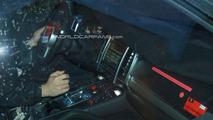 New 2011 Porsche Cayenne Interior Spied