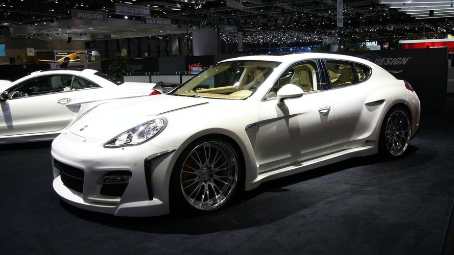 Fab Design Porsche Panamera at Geneva