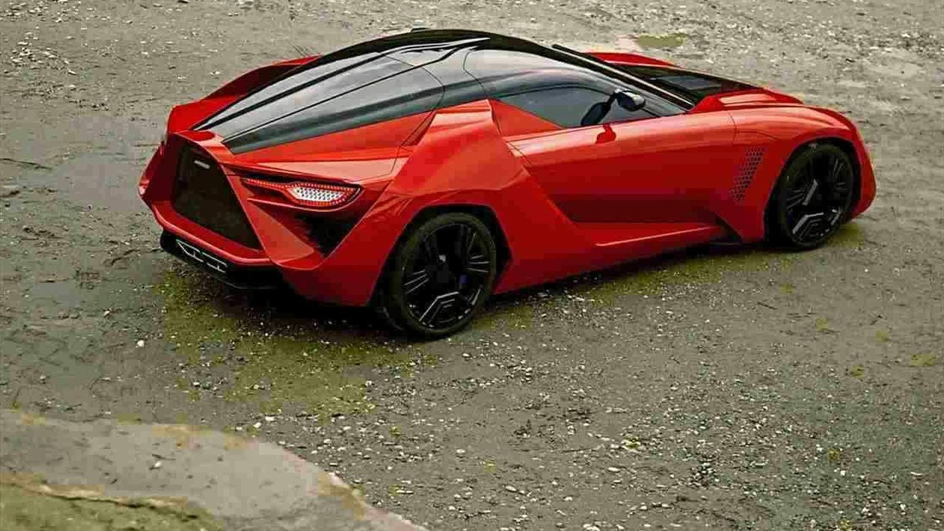 Bertone Mantide Production Expanded to 10 Units, gets $2million Price Tag - Report
