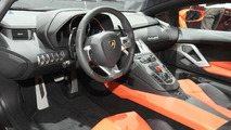 Lamborghini Aventador LP700-4 live in Geneva 01.03.2011