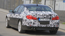 2011 BMW F10 M5 hits the Ring [video]