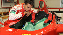 Ferrari did not push for Fisichella test