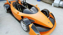 Hulme CanAm Supercar Unveiled at New Zealand Z1GP