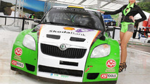 Skoda Fabia RS+ and Octavia RS+ tuning concepts at Wörthersee 2010