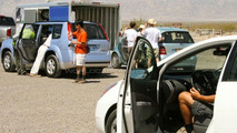 Fuel Cell Vehicles in Death Valley