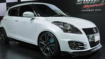 Suzuki Swift Sport Concept 11.10.2012