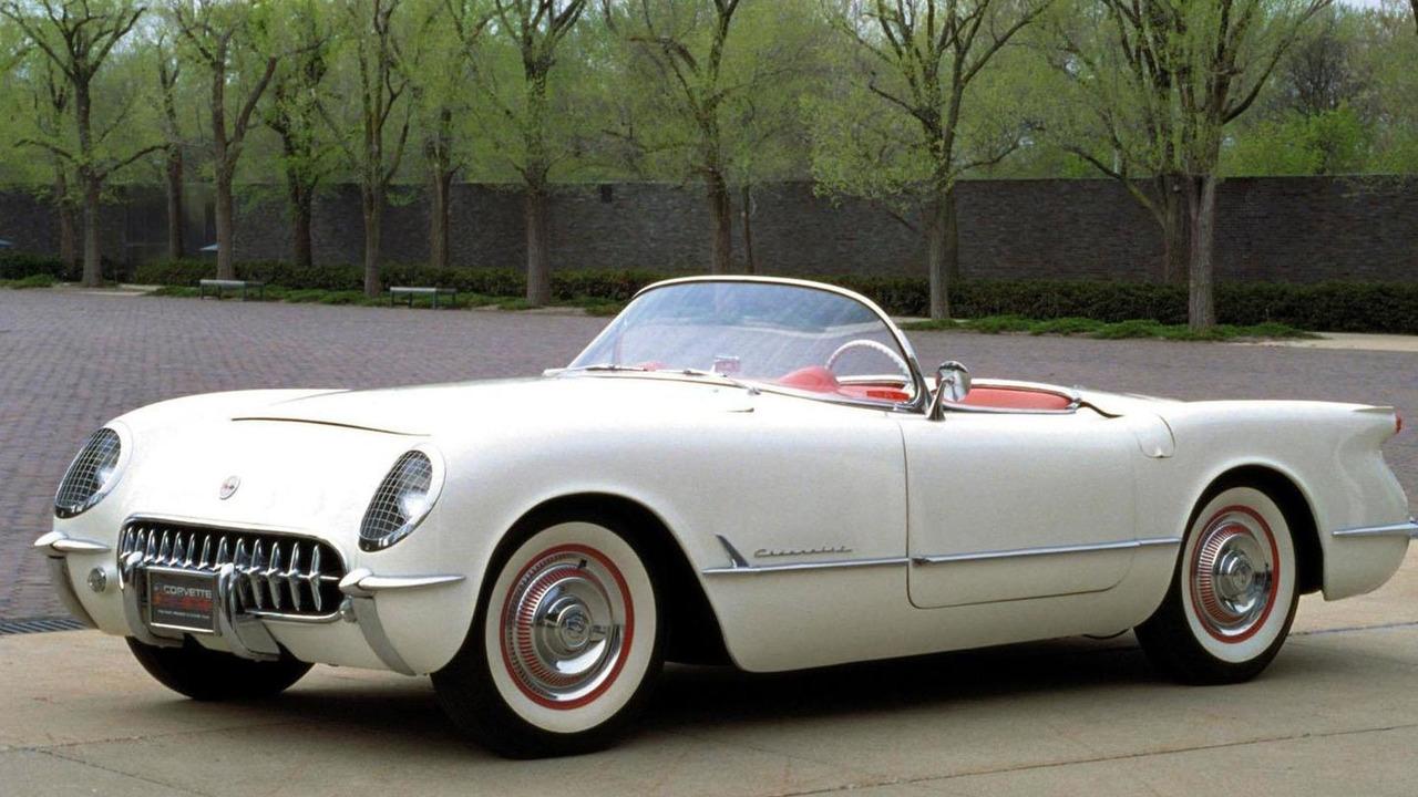 1953 Chevrolet Corvette - 29.6.2012