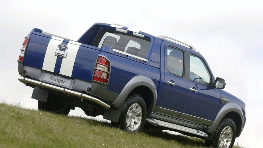Ford Ranger WildTrak Le Mans (UK)