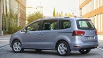 SEAT Alhambra facelift