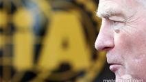 Max Mosley FIA President