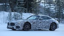 Mercedes-AMG GT-R spy photo