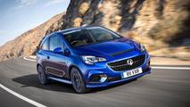 2015 Opel Corsa OPC leaked
