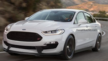 Ford Mondeo ST rendering / Theophilus Chin