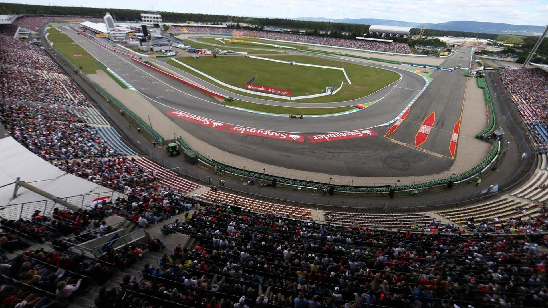 Hockenheim not 'bad guys' after German GP axe