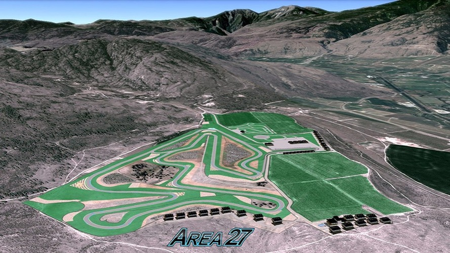 New B.C. race track being built for upscale clientele