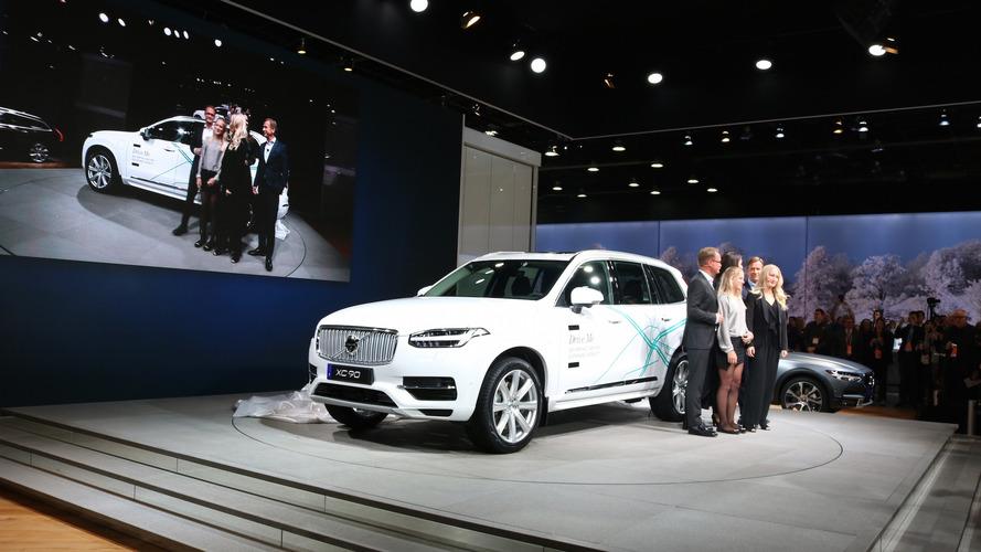 Volvo - Une voiture autonome testée par cette famille suédoise