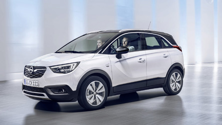 Opel's new Crossland CUV has the X factor