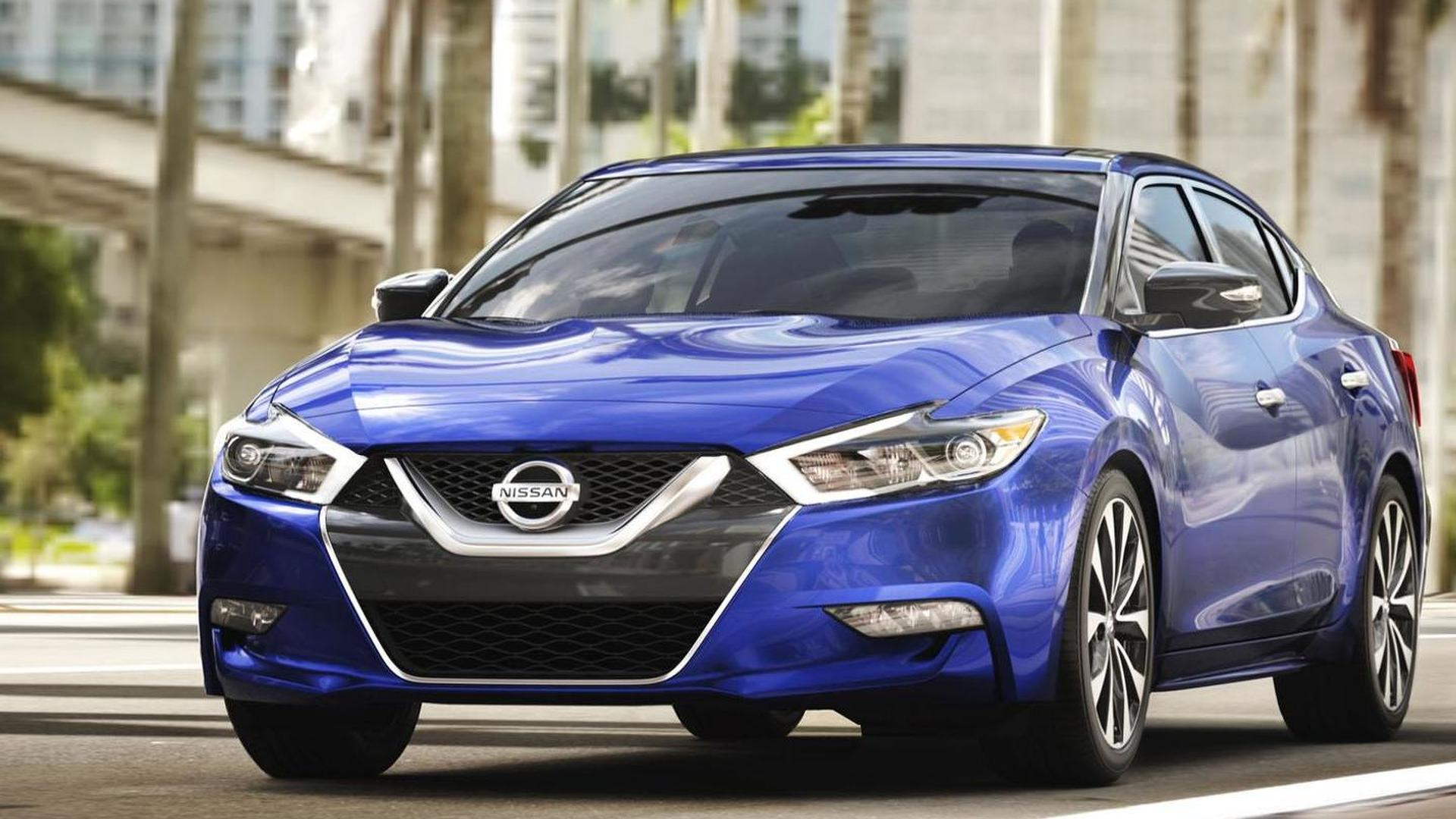 Nissan wants you to believe the 2016 Maxima is a better sports sedan than the BMW 328i [videos]
