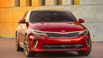 2016 Kia Optima first official image released