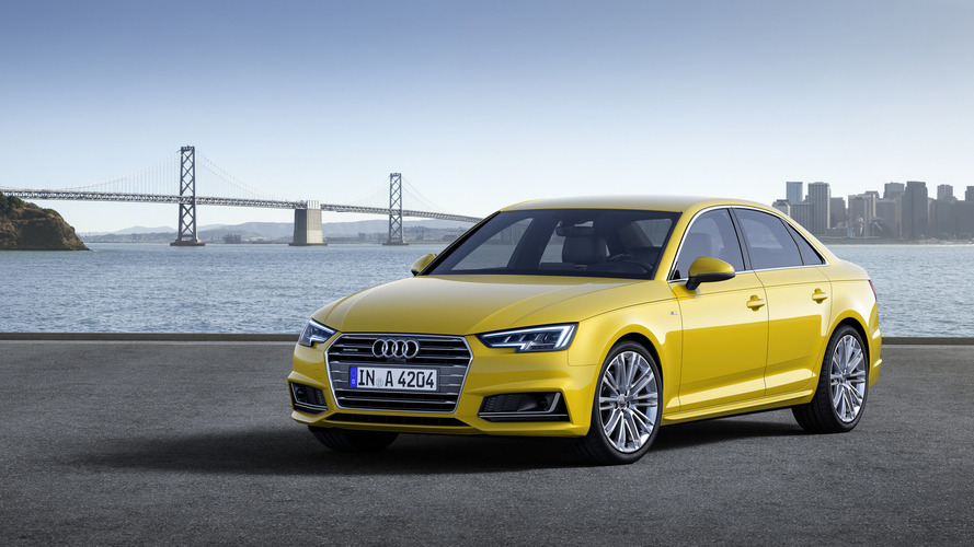 Audi achieves strongest Q1 sales ever worldwide