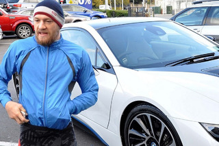 Conor McGregor Just Spent $450K on Two New Cars