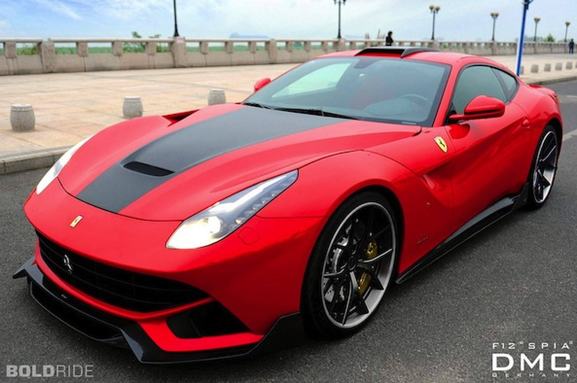 Bold Ride of the Week: DMC Ferrari F12berlinetta