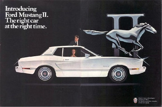 1974 Ford Mustang II: Why?